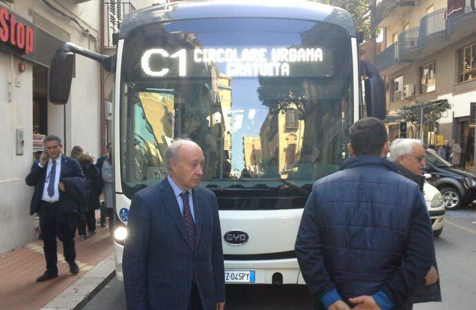 Trasporto pubblico a Marsala, in servizio da oggi tre autobus nuovi
