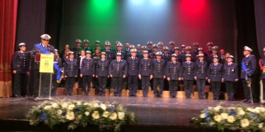VIDEO – Festa della polizia municipale di Mazara
