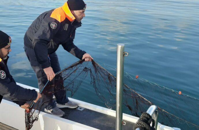 VIDEO – Sequestro reti da pesca nel porto di Mazara, intervista al comandante della capitaneria Cascio