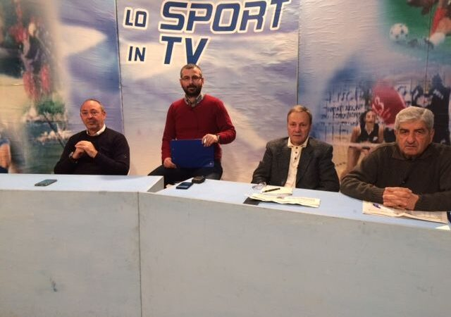 "VIDEO – ""Lo Sport in Tv"" 24 01 2020"