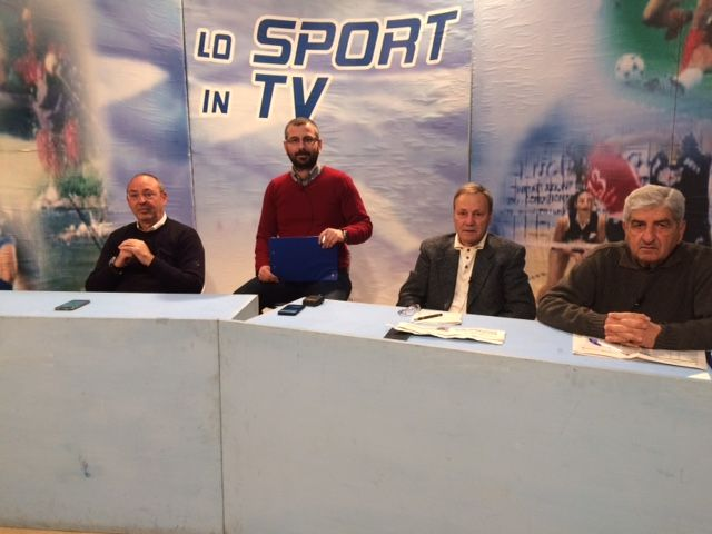 "VIDEO – ""Lo Sport in Tv"" 24 01 2020"