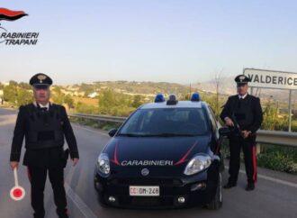 Valderice, un arresto e una denuncia da parte dei carabinieri