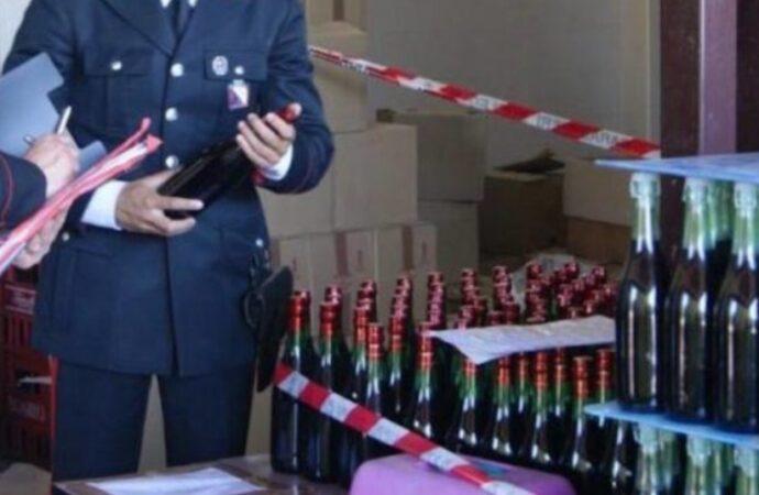 Mazara, reflui non conformi nella rete fognaria cittadina. Multa di 30 mila euro a una cantina vinicola