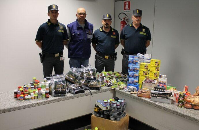Traffici illeciti di medicinali sull'asse Sicilia – Ghana, blitz delle fiamme gialle all'aeroporto di Palermo