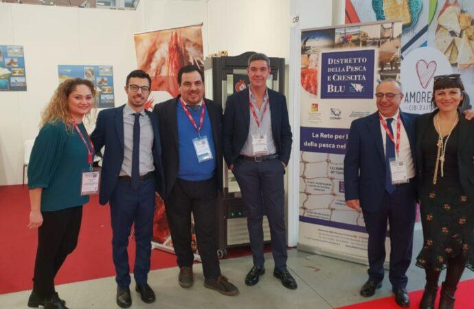 Il Distretto della Pesca presente alla Fiera Marca di Bologna con quattro aziende di Mazara, Siracusa, Sciacca e Favara