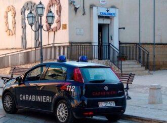 Tagliano alberi per rubare legna, due arresti dei carabinieri a Partanna