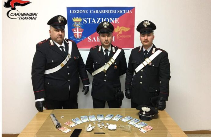 Due arresti eseguiti dai carabinieri di Salemi