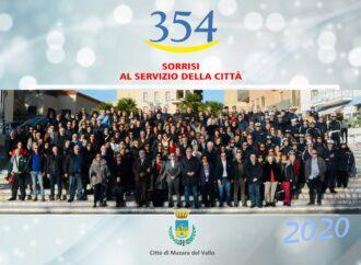 Mazara, pubblicato il foto-calendario dei dipendenti comunali