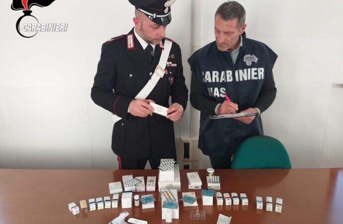 Operazione dei carabinieri di Ascoli Piceno contro il traffico di farmaci dopanti. Indagati anche a Trapani