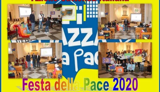Mazara, festa della pace 2020 per l'azione cattolica