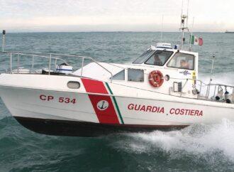 Tre persone salvate dalla capitaneria di porto di Mazara