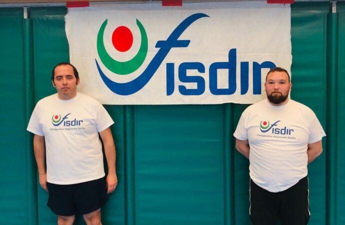 Quinci Gino e Stabile Nicoló convocati con la  nazionale di pallamano Fisdir