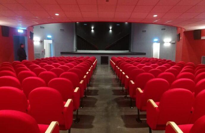 Campobello, riapre il cine-teatro  Olimpia