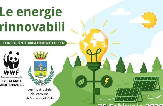 Mazara, convegno sulle energie rinnovabili
