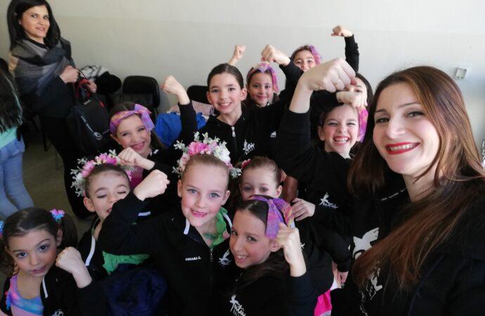 """Concorso di danza, premi per la """"Tutù Ballet"""" di Mazara"""
