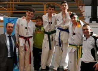 Campionsto interregionale Calabria, medaglie per i Fighter Taekwondo Sicilia