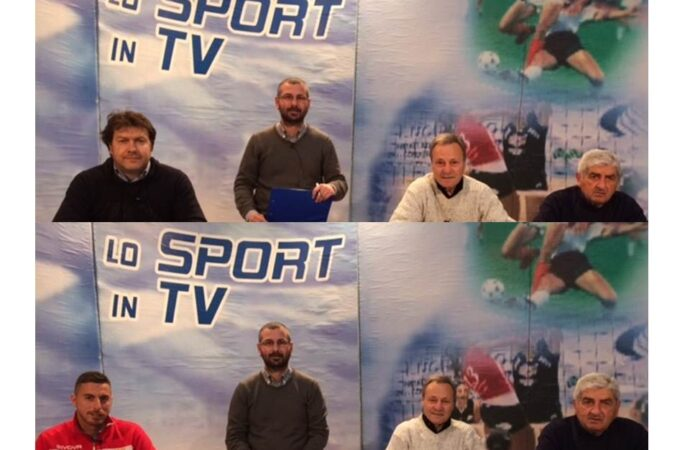 "VIDEO – Lo ""Sport in Tv"" 21 02 2020"