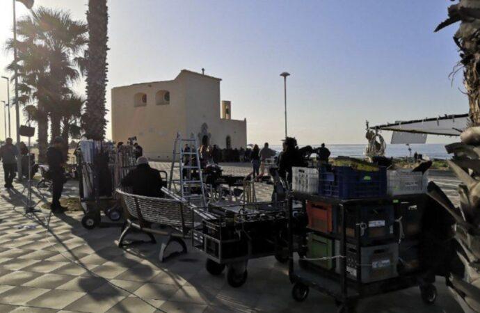 """In corso le riprese a Mazara del Vallo della serie TvSky Original """"Anna"""" di Niccolò Ammaniti"""