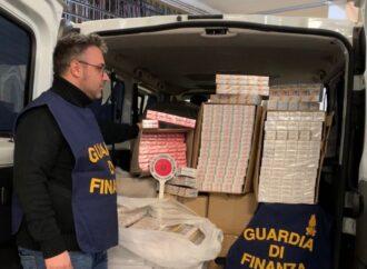 Sicilia, sequestrati oltre 13 mila pacchetti di sigarette di contrabbando