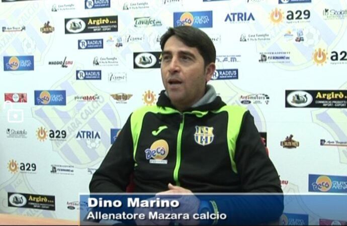 VIDEO – Mazara-Marineo 2-1 Interviste