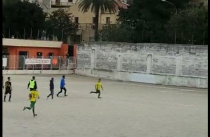 VIDEO – Calcio. Iccarense-Gibellina, caos a fine partita