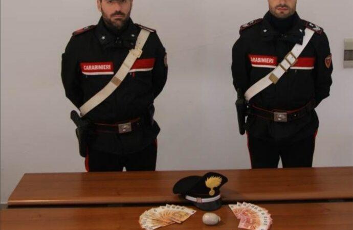 Marsala, donna trovata in possesso di un ovulo di cocaina. Arrestata dai carabinieri