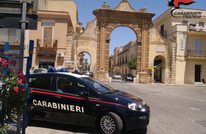 I carabinieri di Castelvetrano arrestano 4 persone per reati vari
