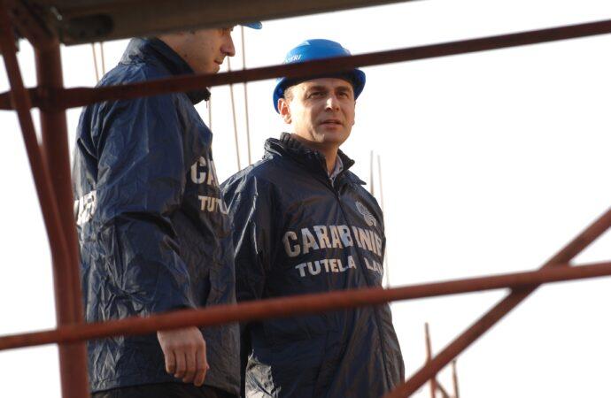 Controlli dei carabinieri contro il lavoro nero, scattano 5 denunce tra San Vito Lo e Campobello di Mazara
