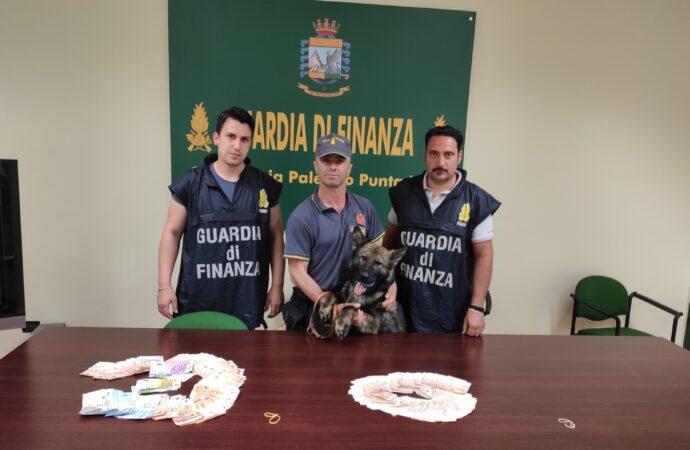 La Gdf effettua un sequestro di contanti durante i controlli all'aeroporto di Palermo