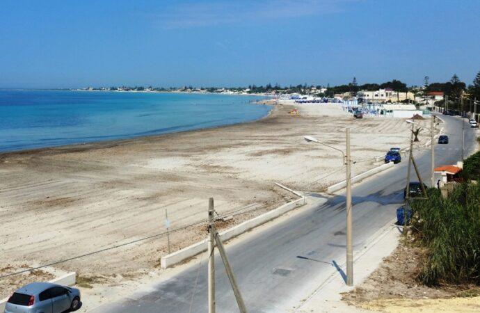 Istituito il divieto transito e sosta veicoli per 20 giorni sul lato mare nel lungomare Fata Morgana a Mazara