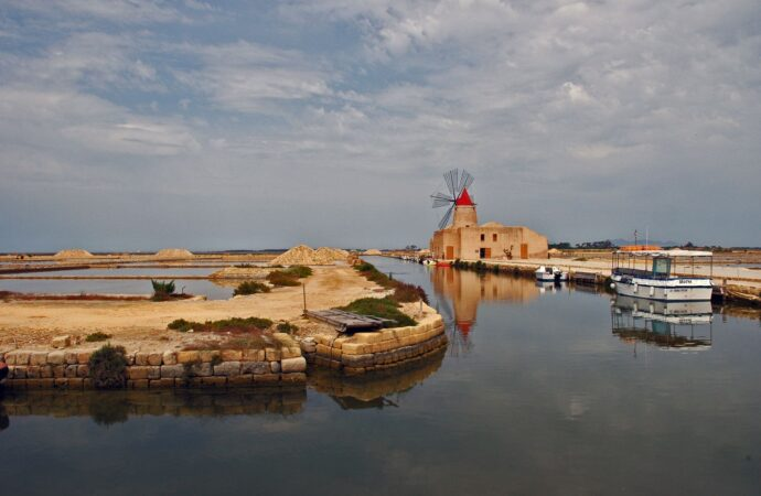 La Regione riqualifica lo storico imbarcadero dello Stagnone a Marsala