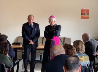 Il vescovo di Trapani in visita pastorale allo Iacp