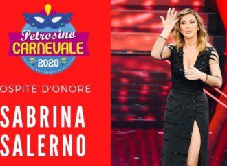 Al carnevale di Petrosino Sabrina Salerno ospite d'onore