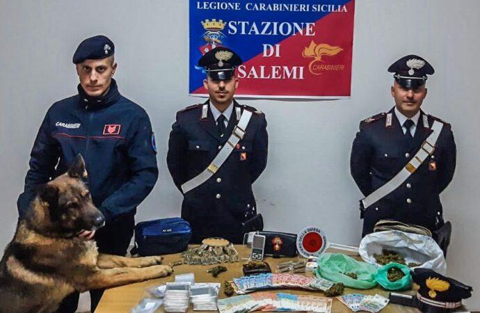 Controlli dei carabinieri, un arresto a Salemi