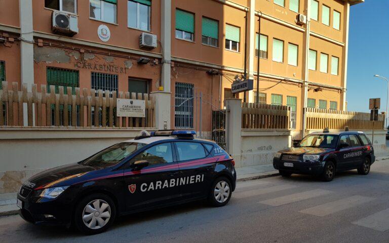 Controlli antidroga a Trapani, scattano due arresti