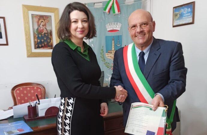 San Vito Lo Capo, giuramento per conferimento cittadinanza italiana