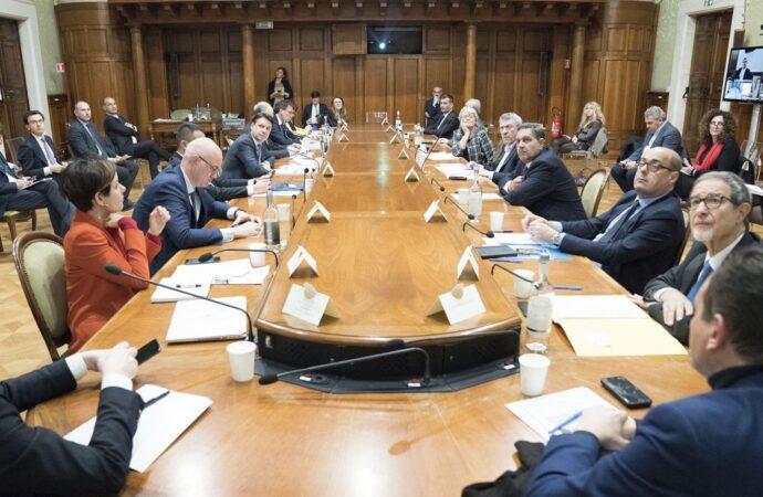 ++Coronavirus: le proposte di Musumeci al governo Conte++