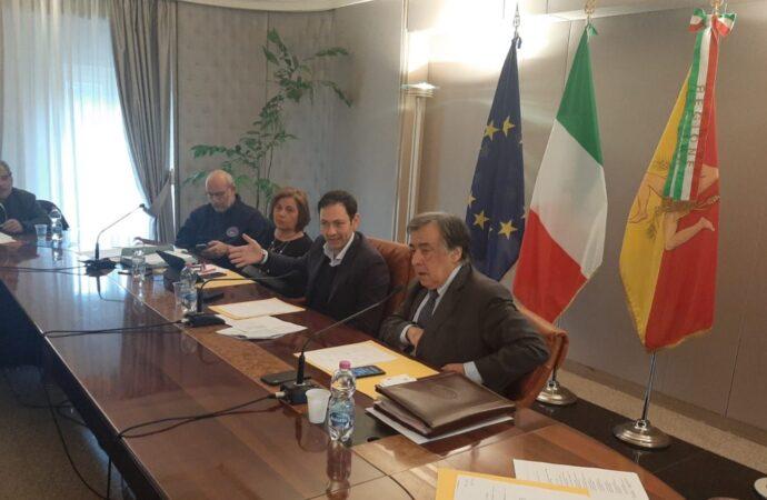 Coronavirus, task force si riunisce a Palazzo Orleans