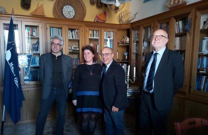 Il Distretto della Pesca a Bari per avviare un rapporto di collaborazione con il Ciheam