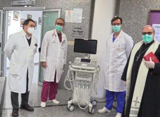 VIDEO – Coronavirus, la Diocesi di Mazara ha donato stamattina un ecografo all'ospedale Borsellino di Marsala