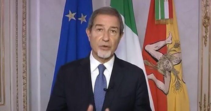 """Covid, Sicilia """"zona arancione"""": l'ordinanza del presidente Musumeci"""