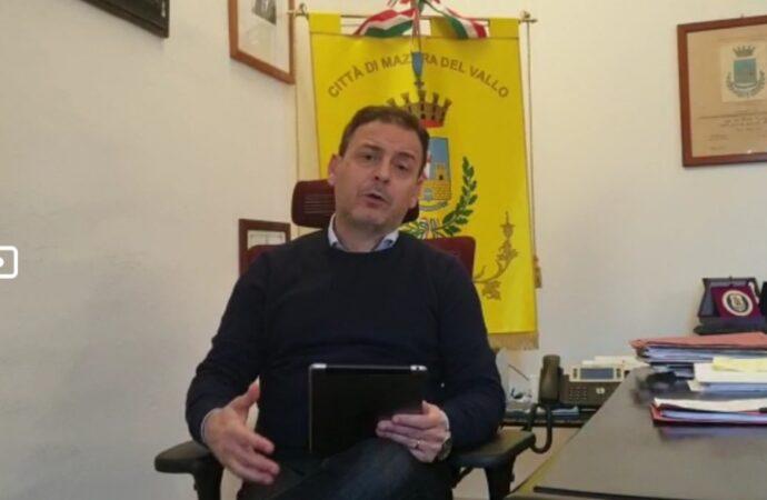 VIDEO – Coronavirus, salgono a 5 i casi positivi a Mazara. Dichiarazione del sindaco Quinci