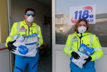 Donazione di un imprenditore mazarese, acquistate tute di protezione per il Coronavirus