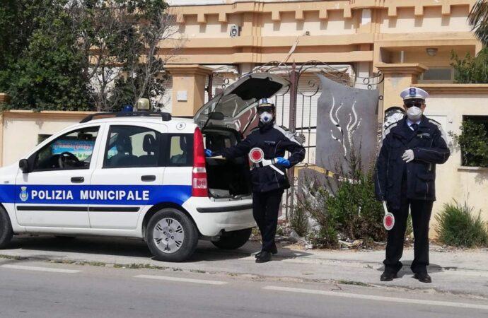 VIDEO – Intensificati i controlli della polizia municipale di Mazara per il rispetto delle norme del Codice della strada