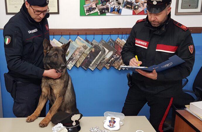 Un presunto spacciatore arrestato dai carabinieri di Trapani