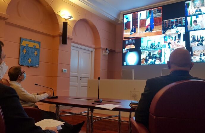 Musumeci a Conte, definire intesa Stato-Regione in materia finanziaria