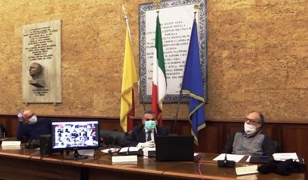 Marsala, si è svolta ieri sera la seduta in videoconferenza del Consiglio comunale