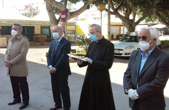 Pasqua, la Giunta di Marsala rende omaggio ai defunti