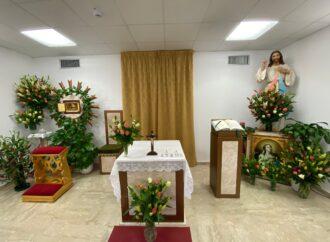 Festa della Divina Misericordia, nella cappella dell'ospedale di Mazara il triduo in preparazione alla festa