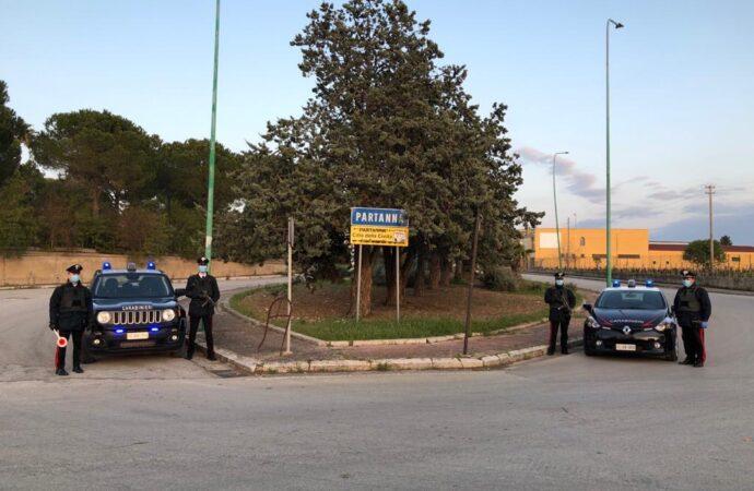 Due persone arrestate dai carabinieri di Castelvetrano